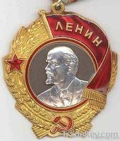 metal badge /irregular shape badge /five-pointed star/military bagde