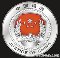 metal badge ; plated badge ; embossed badge
