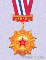 metal detaction logo signage badge aluminium badge
