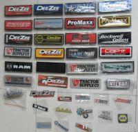 nameplate, metal nameplate , auto nameplate , nameplate making