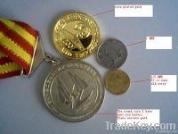 custom souvenir coin , anniversary  coin , metal coin