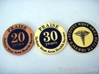 fashional  souvenir coin , souvenir badge , metal coin badge