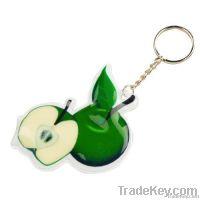 hottest key ring , PVC key chain , key holder