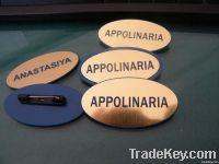 Epoxy Label (Customized Label)