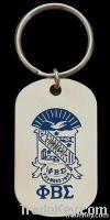 mini tag keyring , decorative keychain , irregular shapes of keyhold