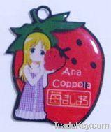 Cartoon sticker , mini label , star sticker