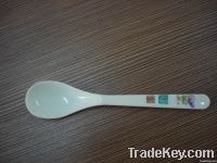 Plastic spoon, baby sppon , milk spoon , ice-cream sppon