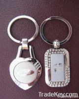 irregular shapes keyring , decorative keychain , latest keyhold
