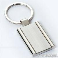 lovely tiger keyrign , Q Q penguin keychain , silver keyhold