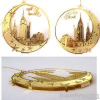 metal bookmark, , brass bookmark , souvenir gift