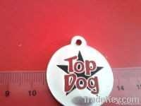 dog tag, military dog tag, pet tag , ID tag