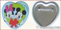 Conference badge, button badge, tin badge, pin badge, disney pin