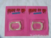 Plastic GLOW IN THE DARK Vampire Teeth