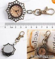 Quartz Pocket keychain