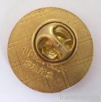 pin badge, metal medal, souvenir medal
