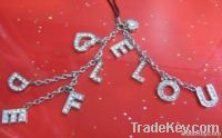 metal key chain, zinc alloy key chain, rotatable key chain