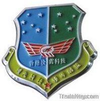 ABS car label, brand car label, custom car emblem