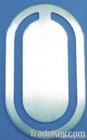Custom Metal Logo Bookmarks