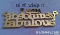 nameplate, metal nameplate, brass nameplate, aluminum nameplate