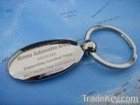 stainless steel keychain lhl0011