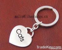 key chain, key ring, metal key ring PVC key ring