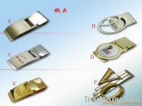 stainless steel money clip, metal money clip