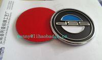 Car Chromed Emblems