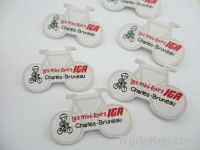 paper pin badge , promotional gift , button badge , bike shaped pin bad