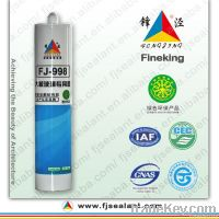 Large plate glass Silicone Sealant