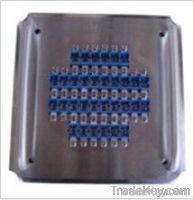 Fiber Optical Polishing Fixture