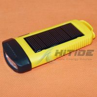 pocket Solar Torch for night light