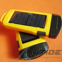 led Solar Torch for emergnecy light