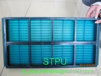 polyurethane sieve  screen