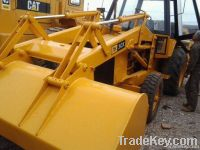 Used JCB loader-digger