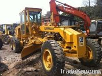 USED MOTOR GRADER  CATERPILLAR 14G  0086-13167003691