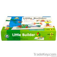 Educational toy building block