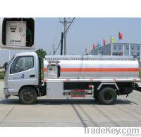4000L Refueling Tank Truck
