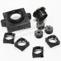 THY Precision, OEM, Micro Molding, Micro Optics Molding, Micro Optics Components, optical lenses, optical fiber, Lens Holder, Mouse Lens