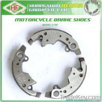 motorcycle shoe block/brake shoes