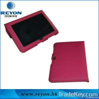 folding lether case for samsung galaxy n8000