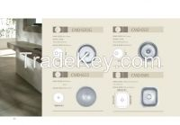 stainless steel drain, bracket, stainless, laswer cutting part, basin,