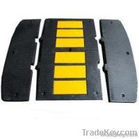 Rubber Traffic Speed Hump For Roads
