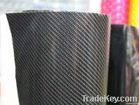 Hotselling 3D carbon fibre vinyl