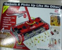 cordless rechargeable sweeper