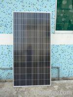 Polycrystalline Silicon Solar Panel with 175W Power