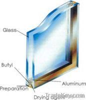 Low-E IGU glass
