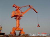 harbor portal crane