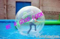 Water ball, jogging ball, water walker