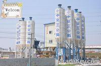 HZS100(120) Concrete Batching Plant