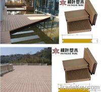 wpc decking floor